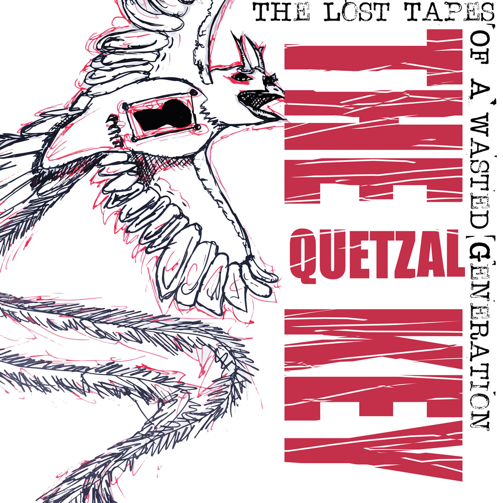 The Quetzal Key_front